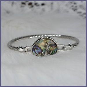 Jewelry - Anchor Alabaster Bracelet